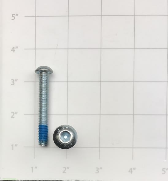 90-10123-00  -  BOLT, BUTTON HEAD SOCKET ZINC (M8X55) (COMPATIBLE WITH K80)