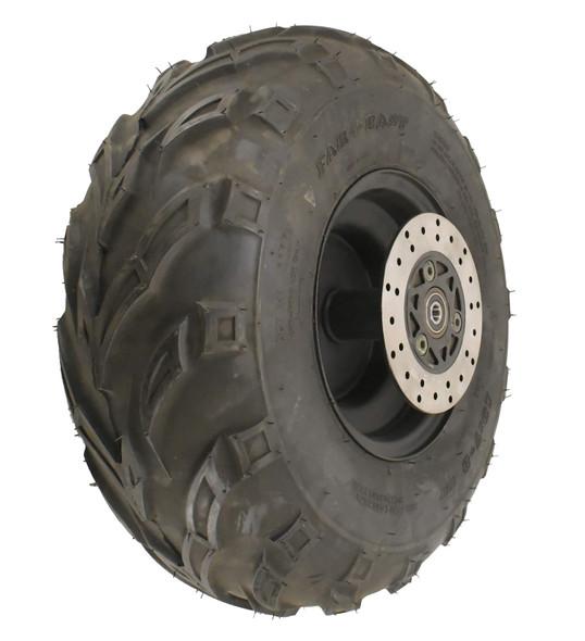Mega Moto B212PRO Front Tire & Wheel (brake disc not included)