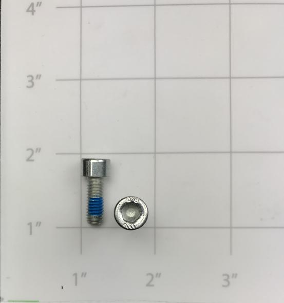90-10187-00  -  SCREW, BUTTON HEAD ZINC M5 X16