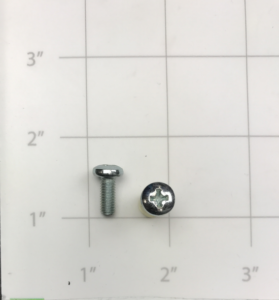 90-10122-00  -  SCREW, BUTTONHEAD PHILLIPS ZINC M5 X 12