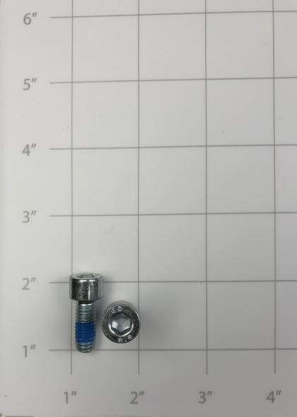 90-10115-00  -  BOLT, SOCKET HEAD ZINC M8 X 20 (COMPATIBLE WITH E250)