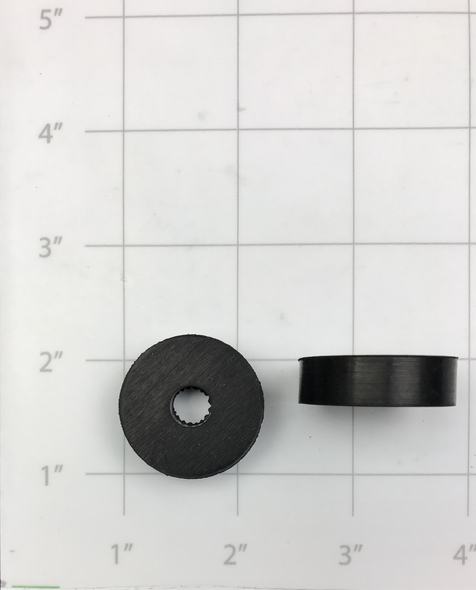 90-10087-00  -  DAMPER, RUBBER (COMPATIBLE WITH K80)