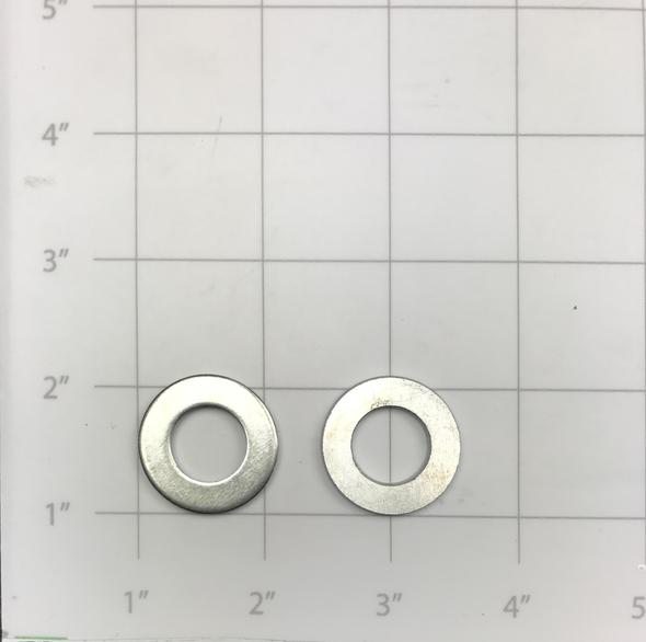 90-10054-00  -  WASHER, FLAT ZINC M14 (28MM OD X2.0MM THICK)