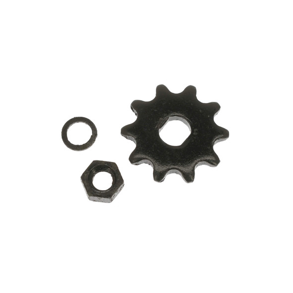 40-10015-00 - SPROCKET, DRIVE 10T #35 CHAIN (COMPATIBLE WITH E1000)