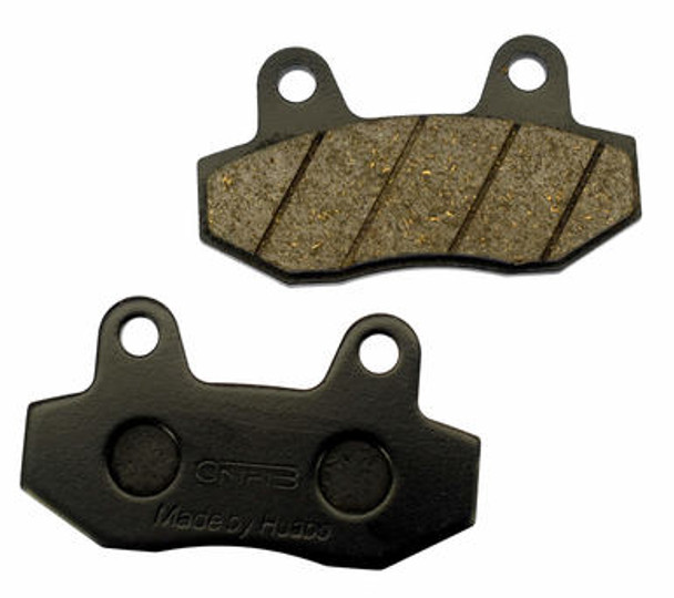 50-10019-00 Pads, (2pcs), Brake Rear MM-B212