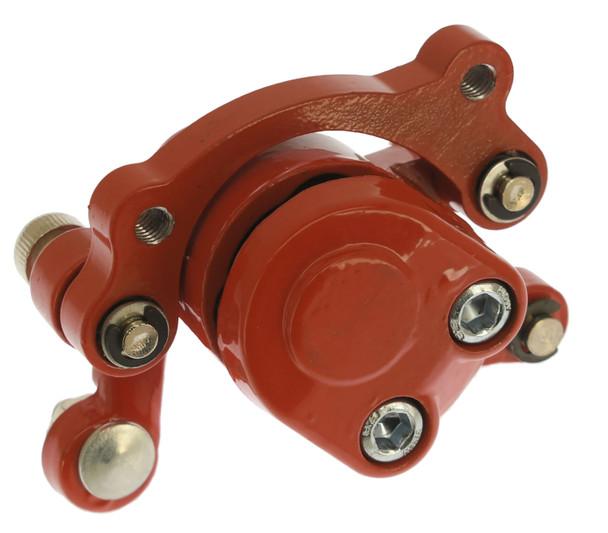 50-10000-00  -  CALIPER, BRAKE W/PADS RIGHT RED