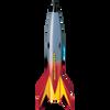 Big Daddy Model Rocket