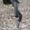 Wallops Island Launch Pad Tilt Foot Detail