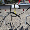 Rocketry Works Clip Whip hanging loop