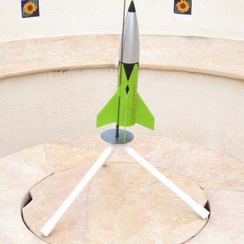 Rocketry Works Vandenberg Launch Pad