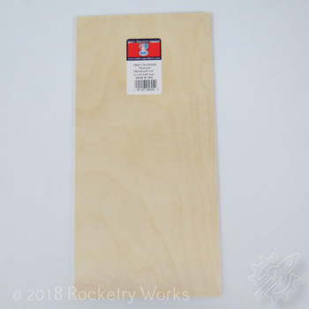 Craft Plywood with manufacturer tag