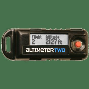 Jolly Logic's AltimeterTwo's Altitude display