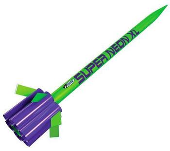 Estes Super Neon XL Model Rocket