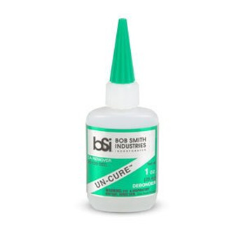 Bob Smith Industries Un-cure Cyanoacrylate Glue Debonder