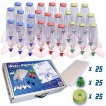 Quest 25 Piece Water Rocket Class Pack