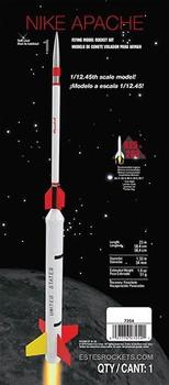 Nike Apache Model Rocket Packaging