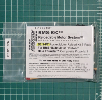 D2.3-PT RMS Reloadable Motor