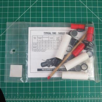 D24-10T RMS Reloadable Motor Contents