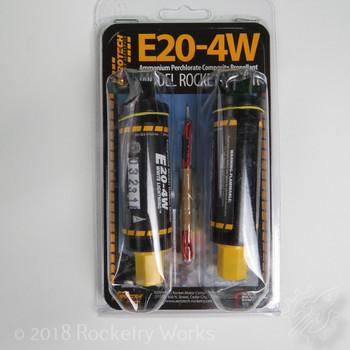 2 pack of E20-4 motors