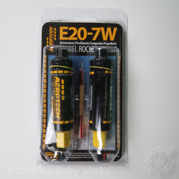 Aerotech E20-7 Model Rocket Motor