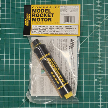 G40-4W Standard Single Use Motor