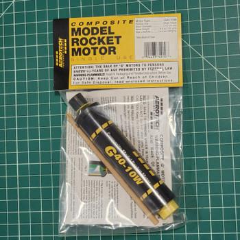 G40-10W Standard Single Use Motor