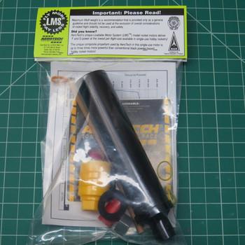 G77-4R/L Model Rocket LMS Loadable Motor  Contents