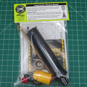 G79-10W/L Model Rocket LMS Loadable Motor Contents