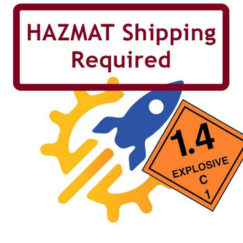 HAZMAT Shipping is required for this item, but you can pick it up in person for free!