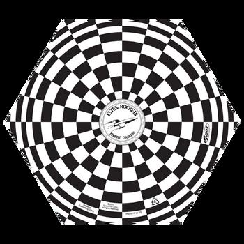 6 inch parachute (black)