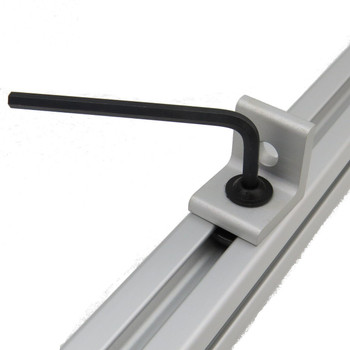 5/32 inch allen wrench is the right size for use with Rocketry Works 1010 launch rail bolts.
