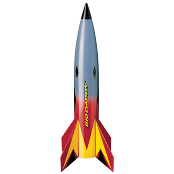 Big Daddy Model Rocket