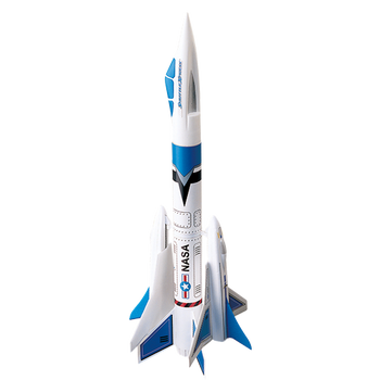 Shuttle Express Model Rocket and Gliders