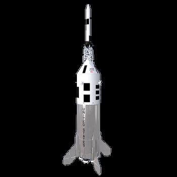 Little Joe II Model Rocket