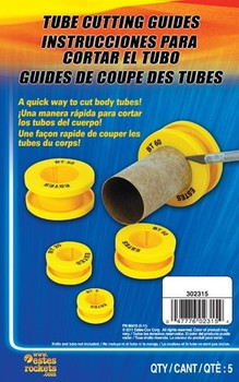 Estes Tube Cutting Guides Packaging