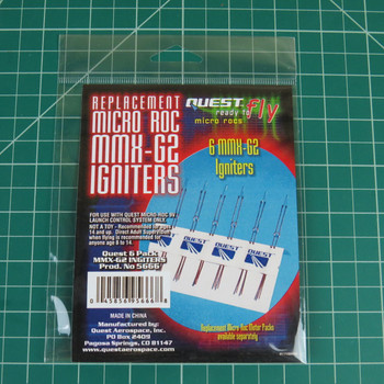 Quest MMX G2 Igniters (6 Pack)