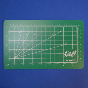 Double Sided Self Healing Cutting Mat 5.5 x 9 inches