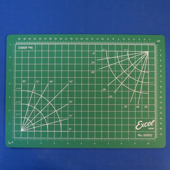 Double-sided Self Healing Cutting Mat 8.5 x 12 inches