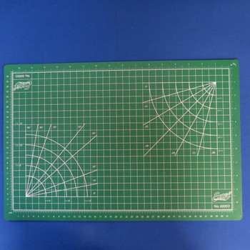 Double-sided Self Healing Cutting Mat 12 x 18 inches