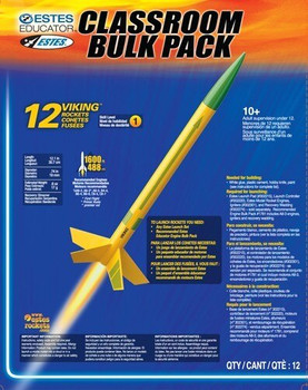 Viking Bulk Pack Packaging