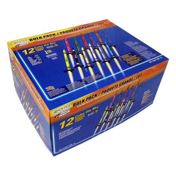 Crayon Rocket Bulk Pack Packaging