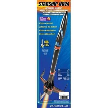 Starship Nova Packaging