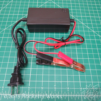 12 Volt SLA/AGM Battery Charger