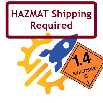 Hazmat shipping required, but you can pick it up in person for free!