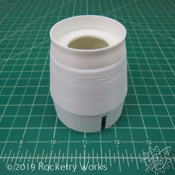 Rocketry Works Tail Cone for 29mm in BT-80