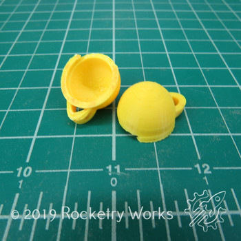 Replacement Bulb Cap for Estes Electron Beam Launch Controller (