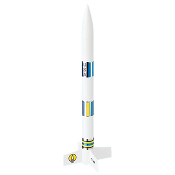 Estes Generic E2X model rocket kit