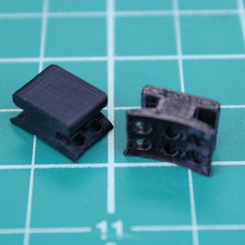 3D Printed Mid Power 1010 Rail Guides (1 pair)