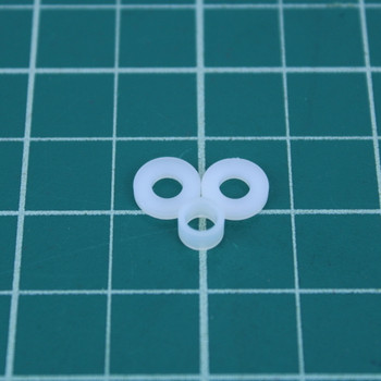 Replacement 1010 Rail Button Nylon Parts - White