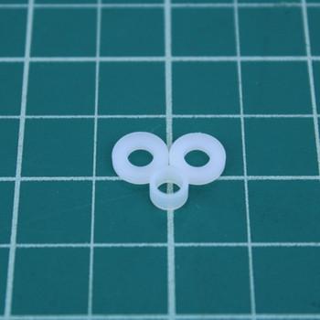 Replacement 1010 Rail Button Nylon Parts - White
